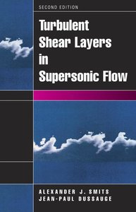 Turbulent Shear Layers in Supersonic Flow