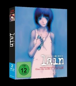 Serial Experiments Lain - Gesamtausgabe - Collector\'s Edition