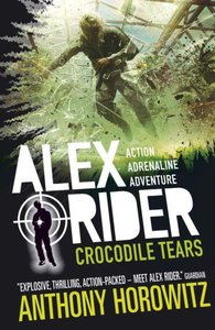 Alex Rider 08. Crocodile Tears. 15th Anniversary Edition