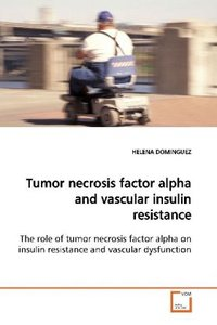 Tumor necrosis factor alpha and vascular insulin resistance