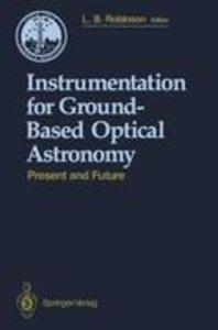 Instrumentation for Ground-Based Optical Astronomy