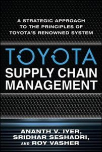 Toyota's Supply Chain Management