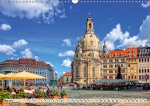 12 wunderschöne Sehenswürdigkeiten in Deutschland (Wandkalender