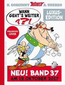 Asterix 37 Luxusedition
