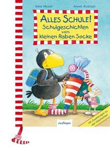 Der kleine Rabe Socke: Alles Schule! Schulgeschichten vom kleine