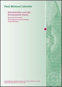 Schriftsteller und die Europäische Union