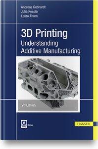 3D Printing, mit 1 Buch, mit 1 E-Book