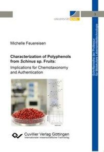 Feuereisen, M: Characterization of Polyphenols from Schinus