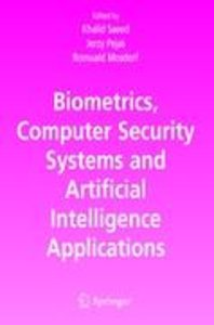 Biometrics, Computer Security Systems and Artificial Intelligenc