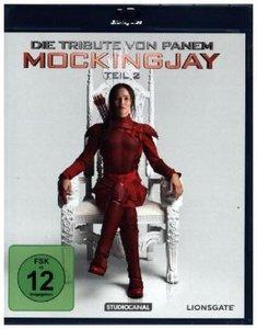 Die Tribute von Panem - Mockingjay 3D. Tl.1, 1 Blu-ray