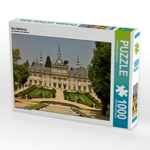San Ildefonso 1000 Teile Puzzle quer