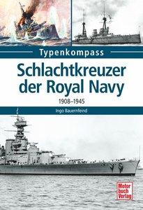 Schlachtkreuzer der Royal Navy