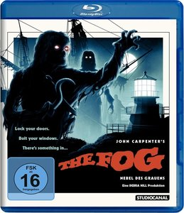 The Fog - Nebel des Grauens, 1 Blu-ray