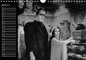 Kultfilme - schwarz-weiße Klassiker (Wandkalender 2019 DIN A4 qu