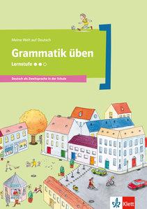 Grammatik üben - Lernstufe 2