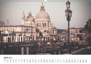 Venedig - Stille Ansichten (Wandkalender 2019 DIN A3 quer)