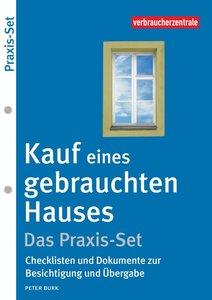 Kauf eines gebrauchten Hauses - Das Praxis-Set