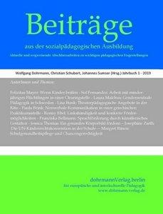 Beiträge aus der sozialpädagogischen Ausbildung, Jahrbuch 1, 201