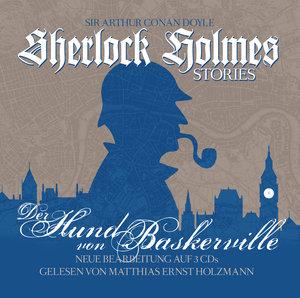 Der Hund Von Baskervilles-Sherlock Holmes Storie