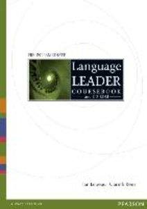 Language Leader Pre-Intermediate. Coursebook with CD-ROM