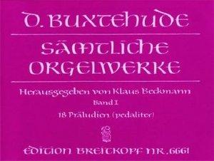 Sämtliche Orgelwerke. Bd.1