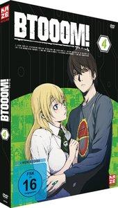 Btooom! - Vol. 4