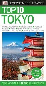 DK Eyewitness Top 10 Travel Guide Tokyo