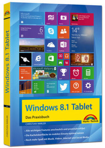 Windows 8.1 Tablet - Das Praxisbuch