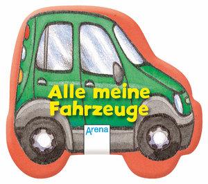 Kiddilight-Mein liebstes Buggybuch: Alle meine Fahrzeuge
