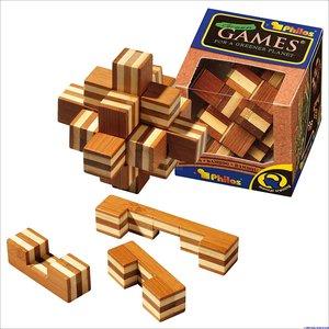 Philos 6054 - Sternpuzzle, Bambus