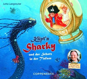 Käpt\'n Sharky und der Schatz in der Tiefsee (CD)