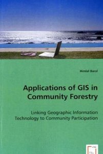 Applications of GIS in Community Forestry