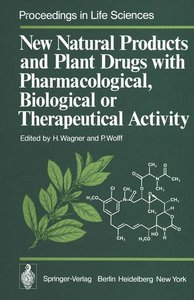 New Natural Products and Plant Drugs with Pharmacological, Biolo