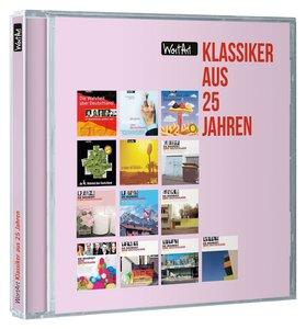 "25 Jahre WortArt \""Klassiker\"", 2 Audio-CDs"