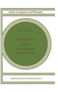 Semantical Essays