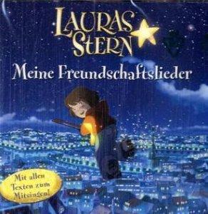 Lauras Stern, Meine Freundschaftslieder, 1 Audio-CD