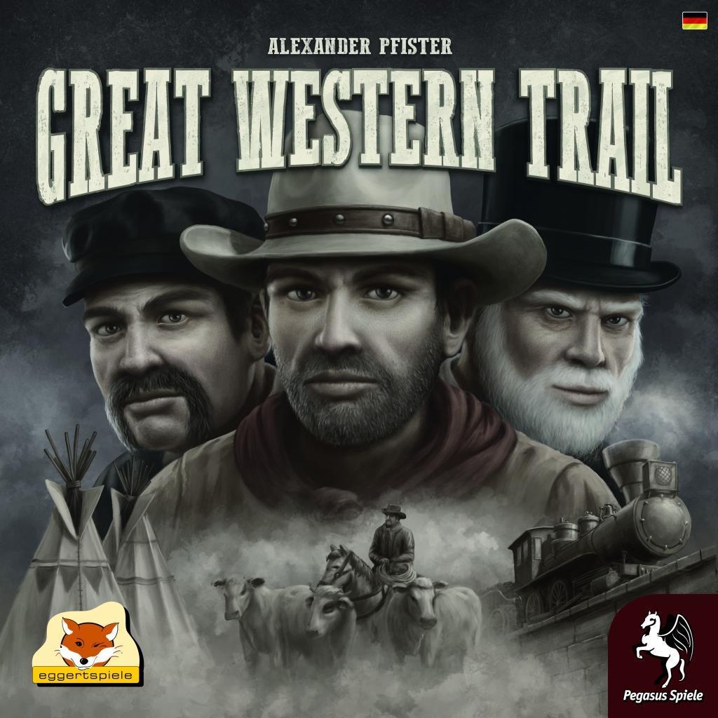 Great Western Trail - zum Schließen ins Bild klicken