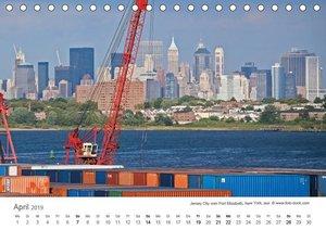 Faszination Schifffahrt ? An Bord um die Welt (Tischkalender 201