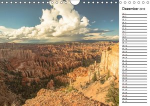 Faszination Bryce Canyon (Wandkalender 2019 DIN A4 quer)