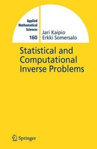 Statistical and Computational Inverse Problems