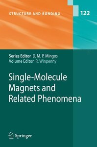 Single-Molecule Magnets and Related Phenomena