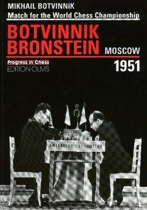 Match for the Chess Championship Mikhail Botvinnik - David Brons