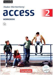 English G Access Band 2: 6. Schuljahr - Baden-Württemberg - Work