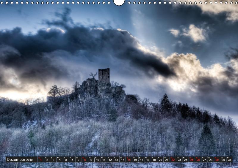 Fränkische Schweiz (Wandkalender 2019 DIN A3 quer) - zum Schließen ins Bild klicken
