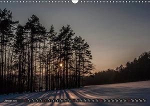 Fränkische Schweiz (Wandkalender 2019 DIN A3 quer)