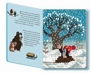 Winter-Puzzlebuch \'Der kleine Maulwurf\'