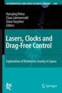 Lasers, Clocks and Drag-Free Control