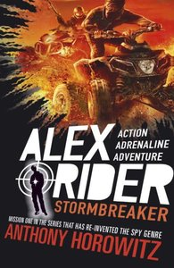 Alex Rider 01. Stormbreaker. 15th Anniversary Edition