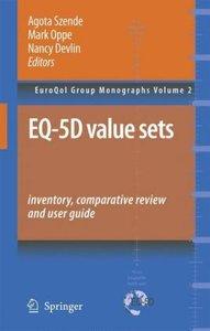 EQ-5D value sets