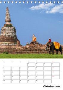 THAILAND 2020 URLAUBSPLANER (Tischkalender 2020 DIN A5 hoch)